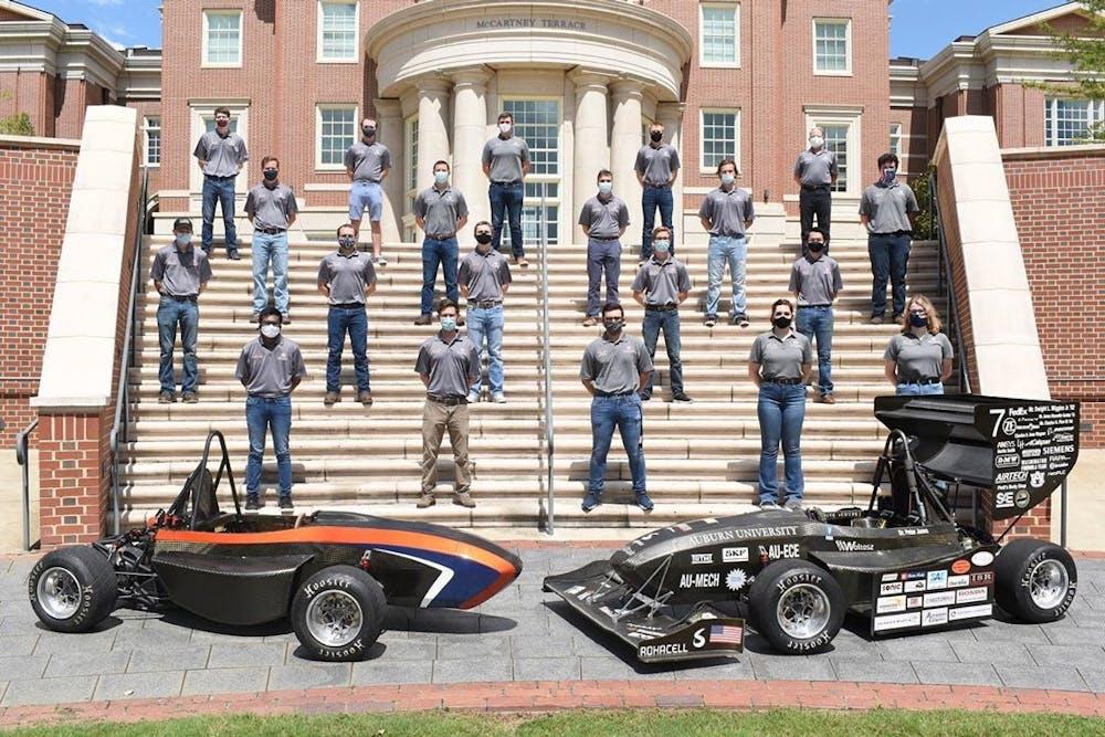 University's Formula SAE team to virtually compete in Australia
