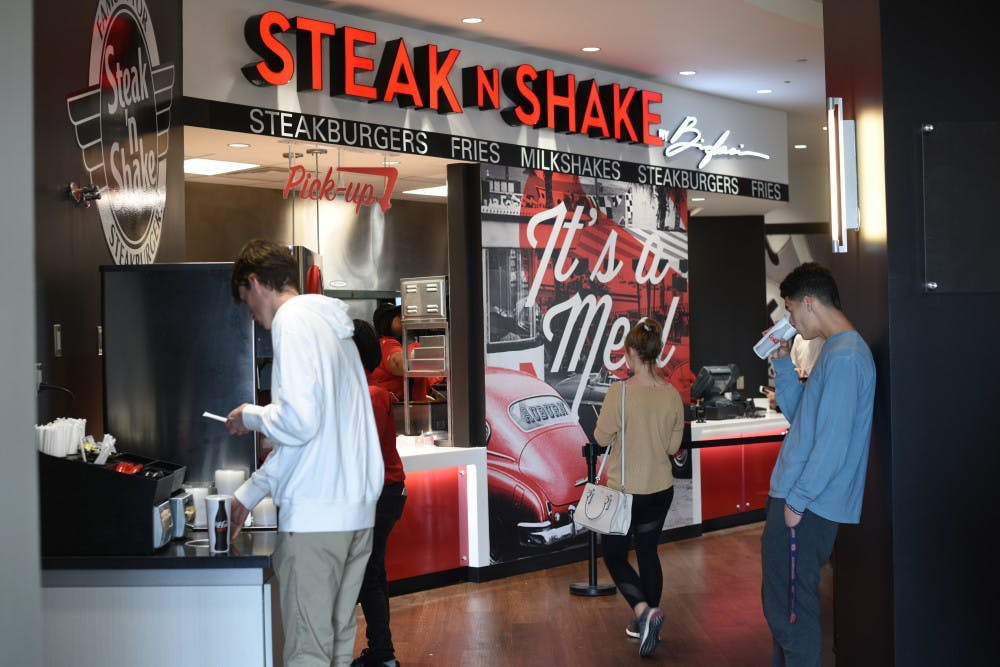 Permanent Steak 'n Shake in Student Center set to open Tuesday