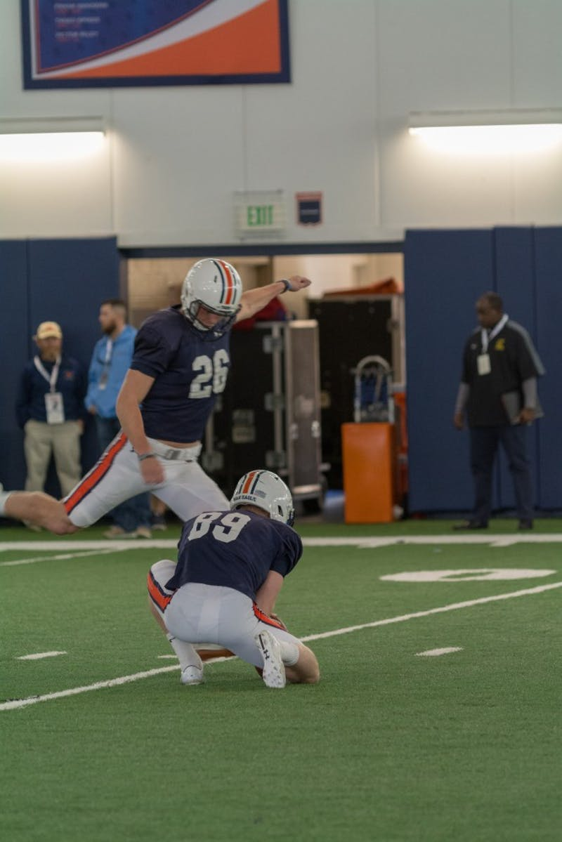 GALLERY: Auburn Football Open Practice | 3.22.18