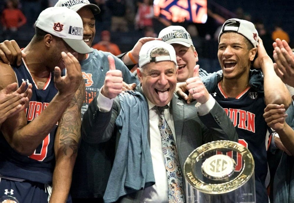 Auburn basketball draws inspiration from Kevin Steele, Deshaun Davis for SEC Tournament defense