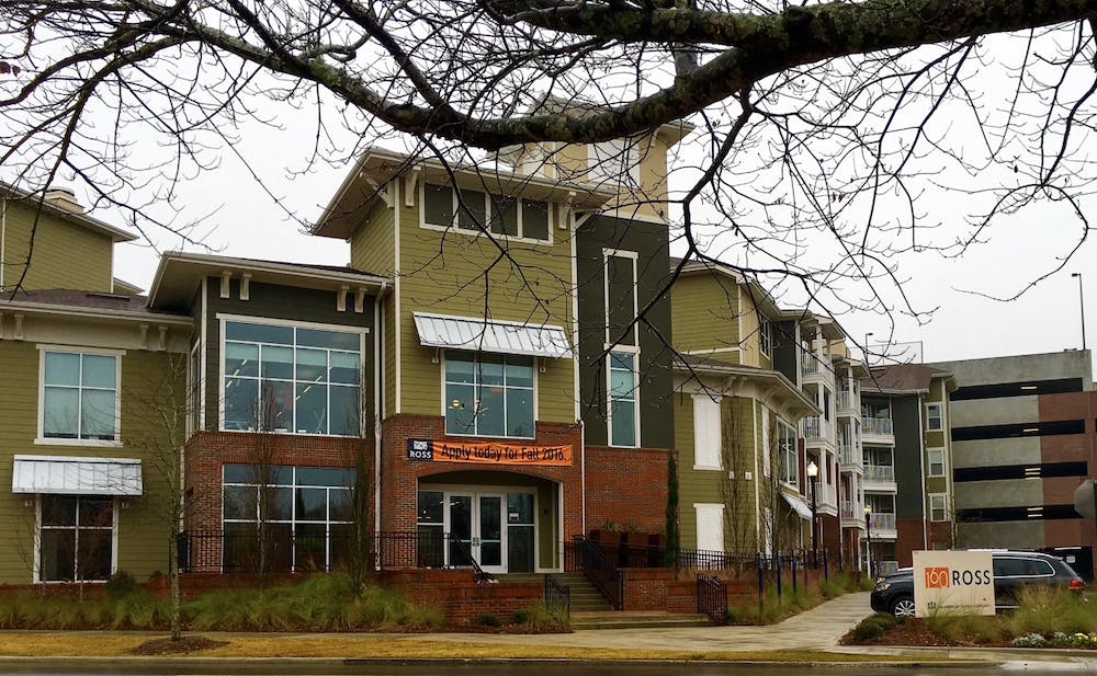 160 Ross to be used as AU affiliated housing after trustee approval