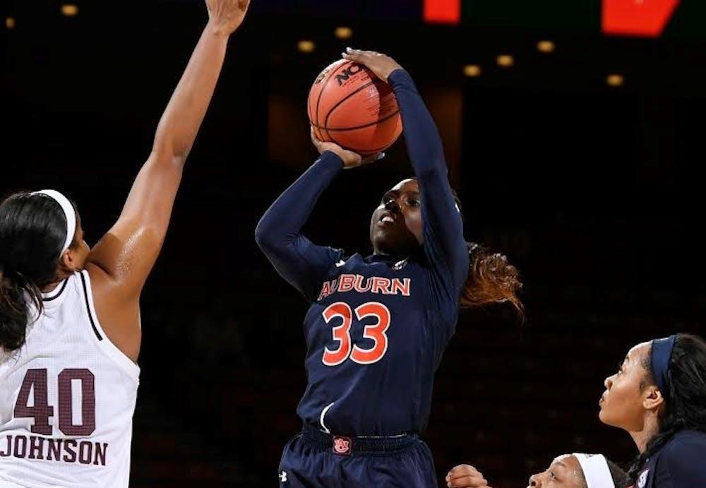 Auburn Suffers Loss In Tournament Quarterfinals To Texas A M