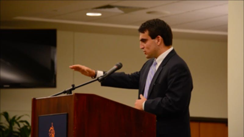 Auburn University's 2015 SGA Debate