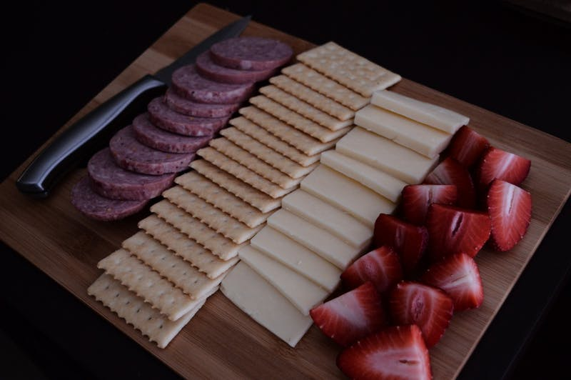 Nitda Louangkhoth, owner of The Grazer Co., said she believes charcuterie boards have gained popularity on social media because of how accessible they are to make.