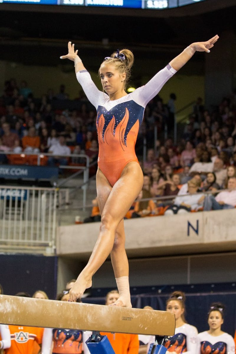 GALLERY: Auburn Gymnastics vs. Alabama | 2.23.18