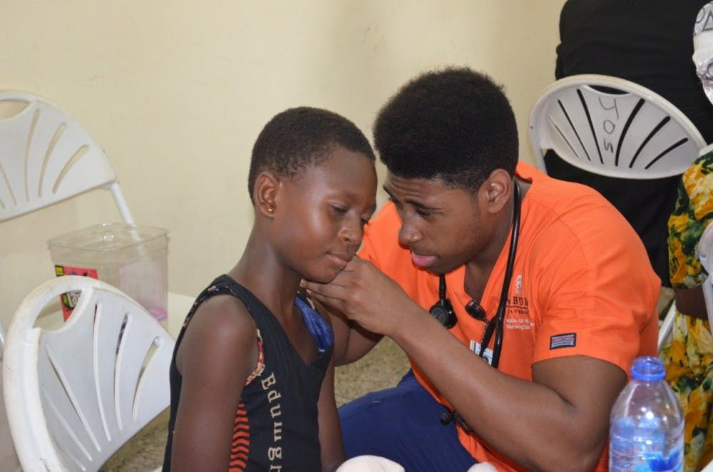 Auburn groups adopt pediatric ward in Ghana