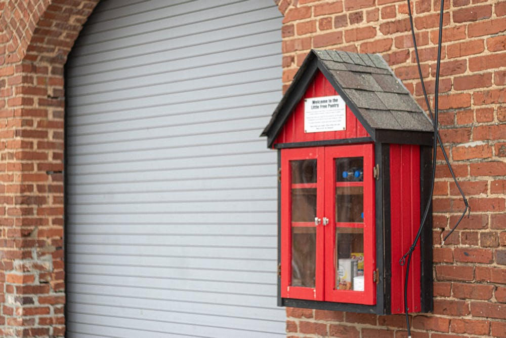 Little Free Pantry brings communities together through food