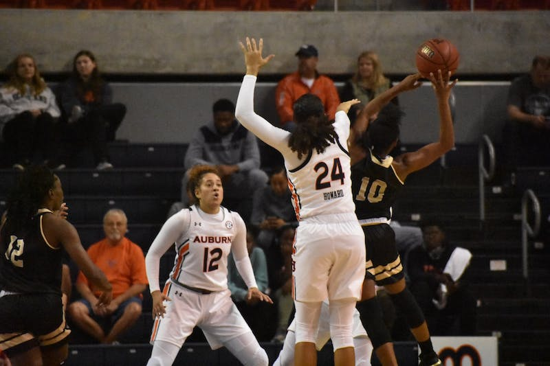 GALLERY: Auburn Women's Basketball vs. Wofford | 11.6.19