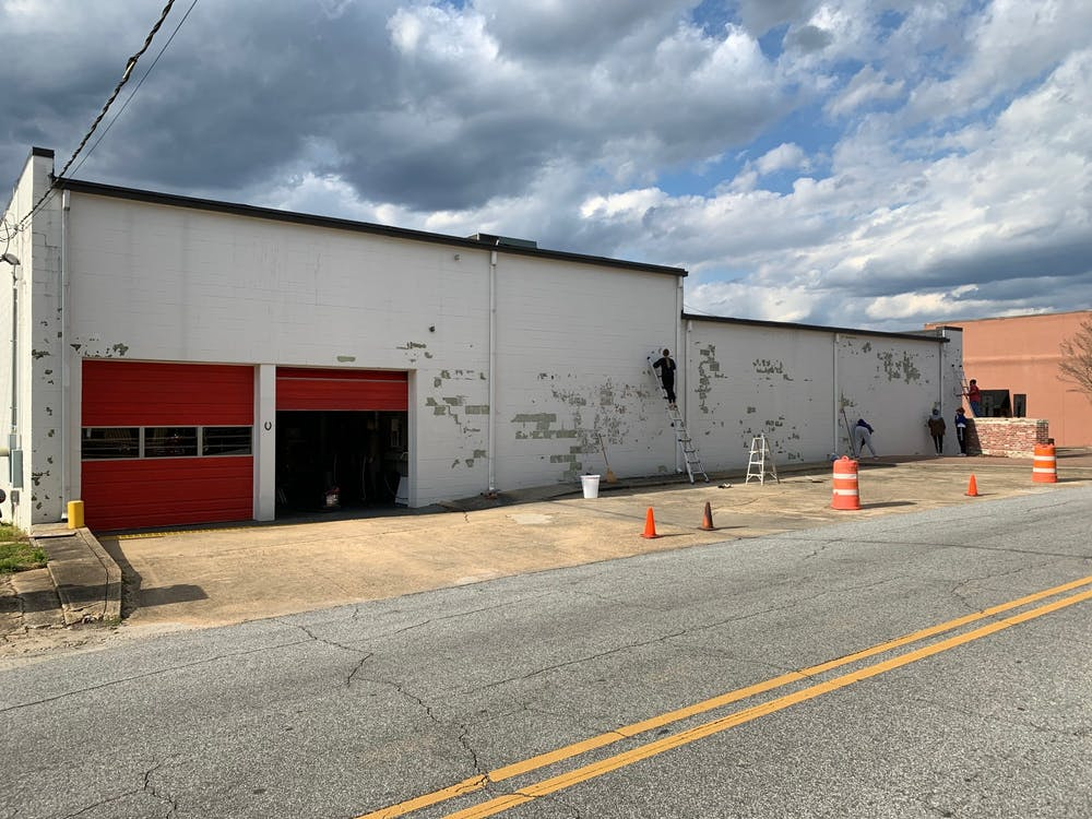 Auburn mural project canceled until further notice