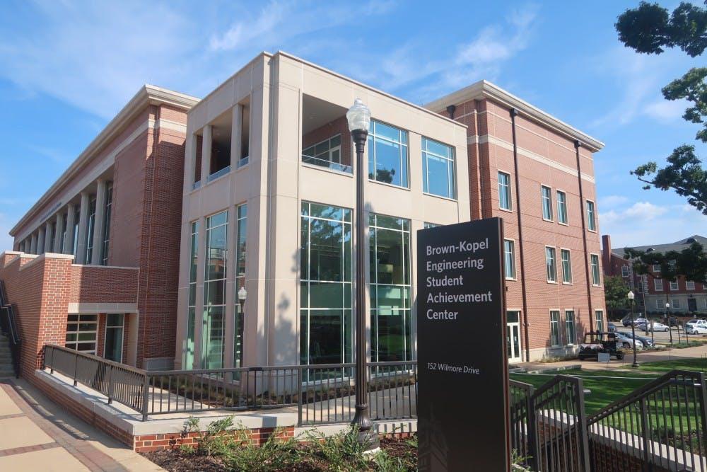 New engineering building holds dedication ceremony