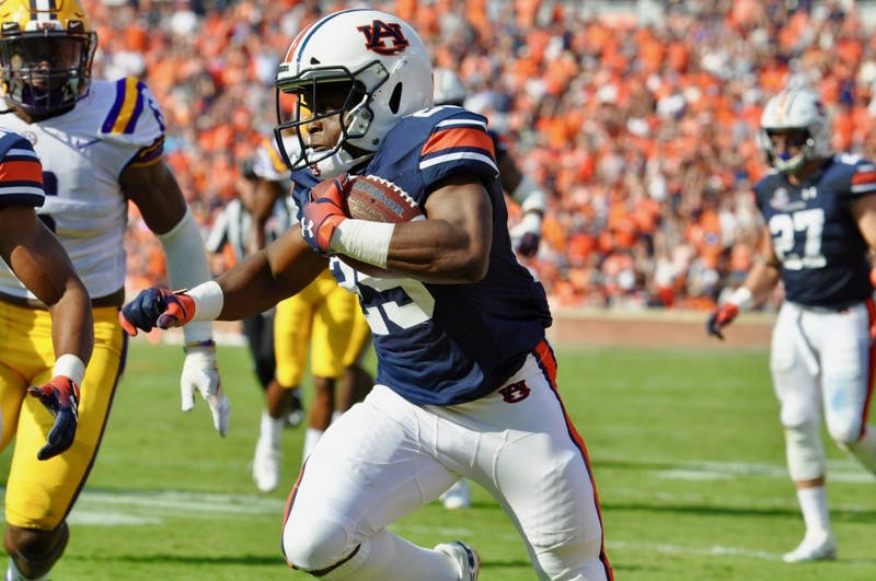 Auburn Football vs. LSU on Saturday, Sept. 15, 2018 in Auburn, Ala.