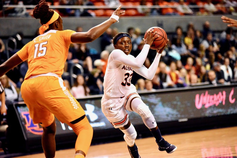 Tigers edged by No. 10 Tennessee in SEC opener