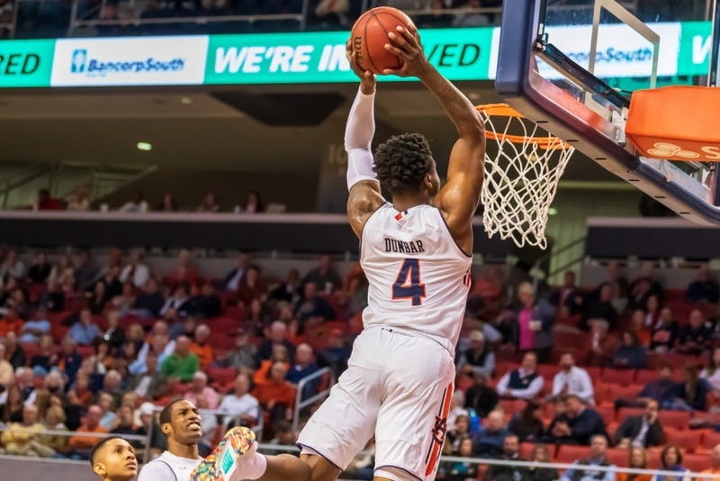 GALLERY: Auburn Men's Basketball vs. UNC Asheville | 12.4.18