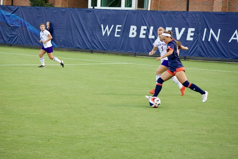 The Auburn Tigers end their 2 game skid with a 3-1 Victory over the High Point Panthers.