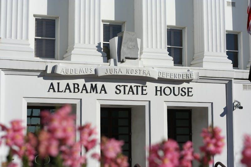 The Alabama State House is home to the Alabama House of Representatives and Senate.