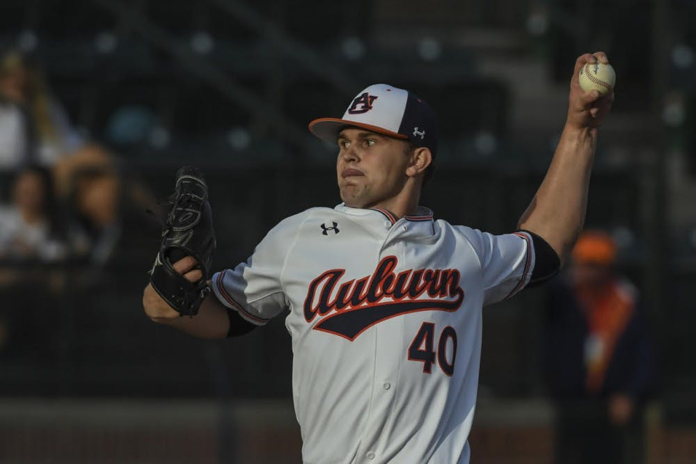 Auburn baseball loses early lead, falls to Jacksonville State