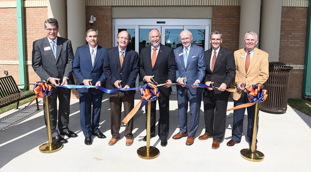 Auburn University holds ribbon-cutting for new educational complex in Gulf Shores