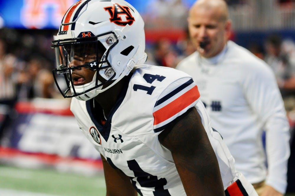 Report: Auburn QB Malik Willis enters transfer portal after being bounced from starting QB race