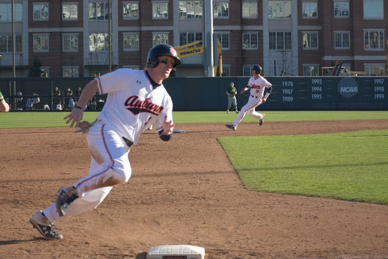 GALLERY: Auburn Baseball vs. Wright State | 2. 29. 20