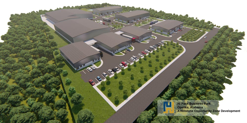 Business park to bring companies to Opelika