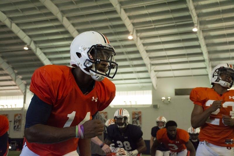 GALLERY: Auburn football spring practice | 03.06.18