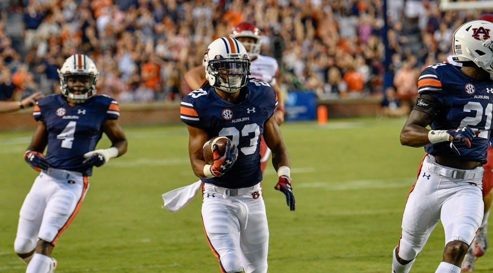 Report card: Position grading of Auburn's 34-3 win over Arkansas
