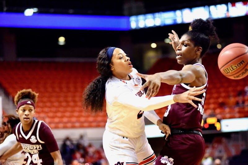 GALLERY: Auburn Women's Basketball vs. Mississippi State | 1.14.19