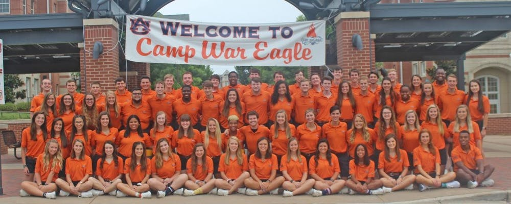 2020 Camp War Eagle counselors look toward online orientation