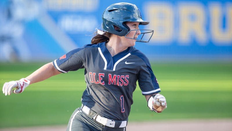 Kaylee Horton (1) via Ole Miss Athletics.