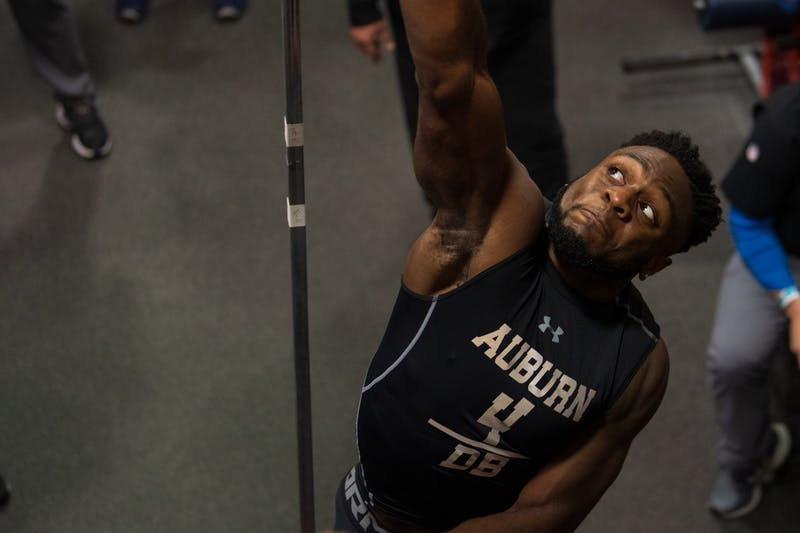 GALLERY: Auburn Football Pro Day | 3.6.20