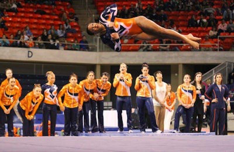 Gymnastics v. Kentucky