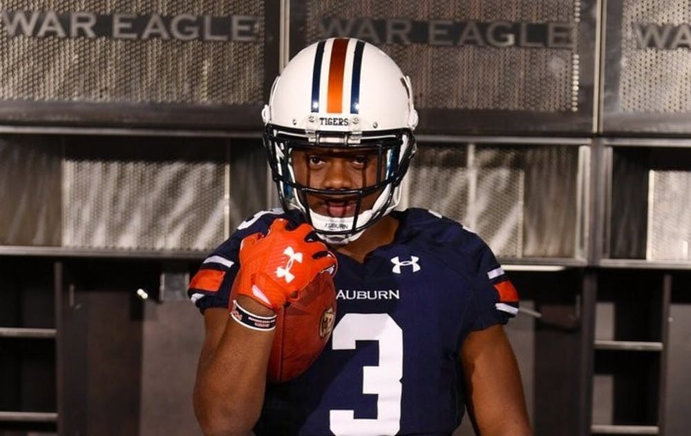 The rapid ascension of DJ Williams, Auburn's newest running back