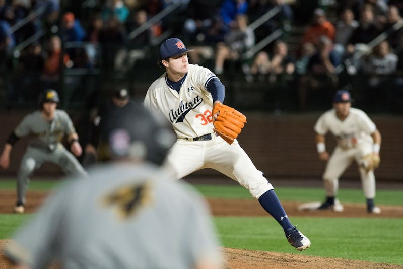 GALLERY: Auburn Baseball vs. Missouri | 3.30.18