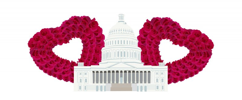 Capitol Valentines Day