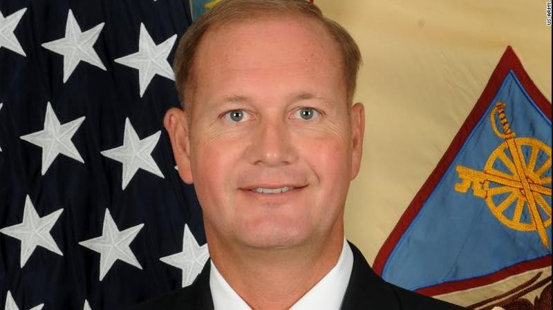 Col. Gregory Townsend was in the military for almost 23 years.