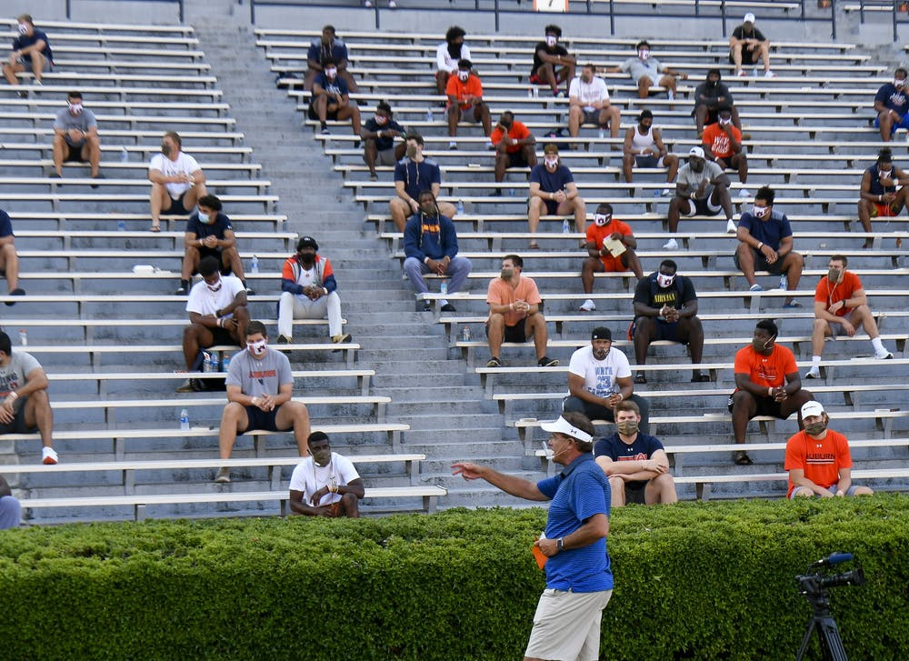 Auburn football ready to adjust, staying flexible as fall camp opens