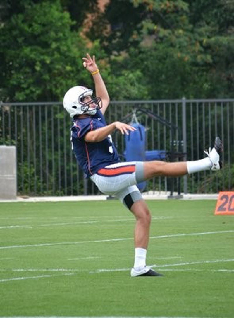 Football Practice Aug. 2, 2012