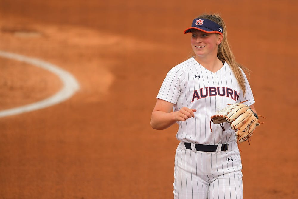 Pitching leads the way in Auburn's sweep of IUPUI