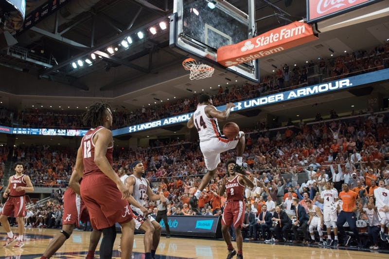Gallery: Auburn Basketball vs. Alabama | 2.21.2018