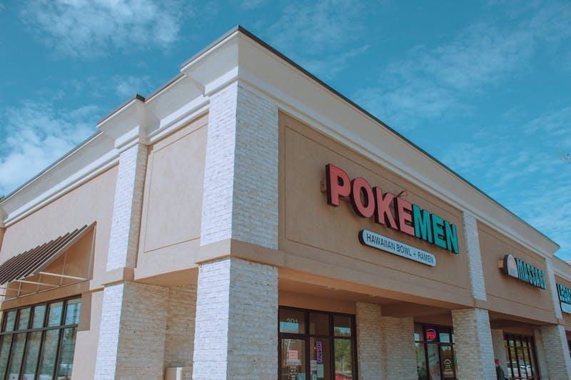 Pokémen is a quick-serve option for poke bowls and ramen bowls.