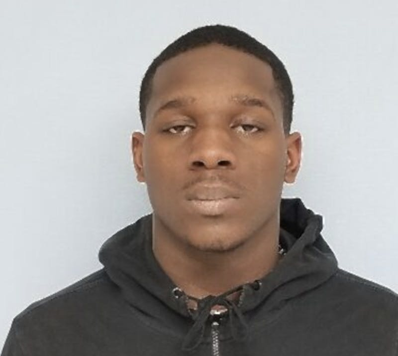 Zaire Jamani Oliver, 18, from Auburn, was charged with second-degree burglary and first-degree theft of property.