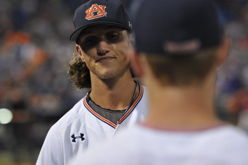 GALLERY: Auburn Baseball vs. Ole Miss | 5.25.18