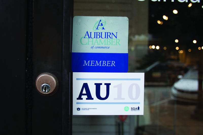 44 businesses participate in the AU10 program at its launch.