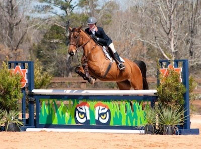 Equestrian vs UGA