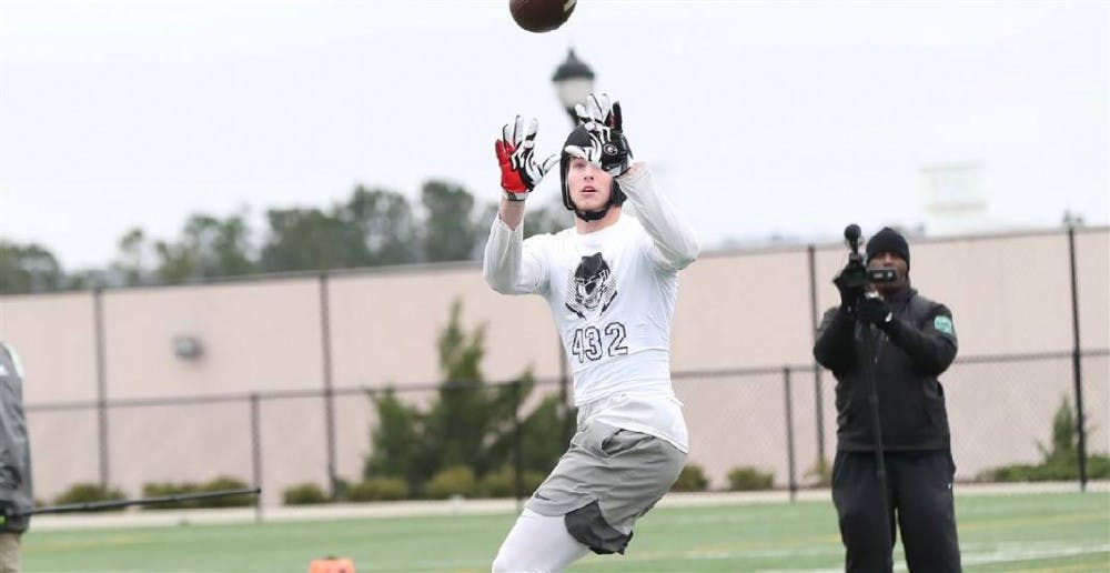 Tight end Tyler Fromm, brother of UGA QB Jake Fromm, commits to Auburn