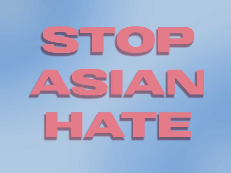 Asian hate crimes have been on the rise with the rise of COVID-19 cases.