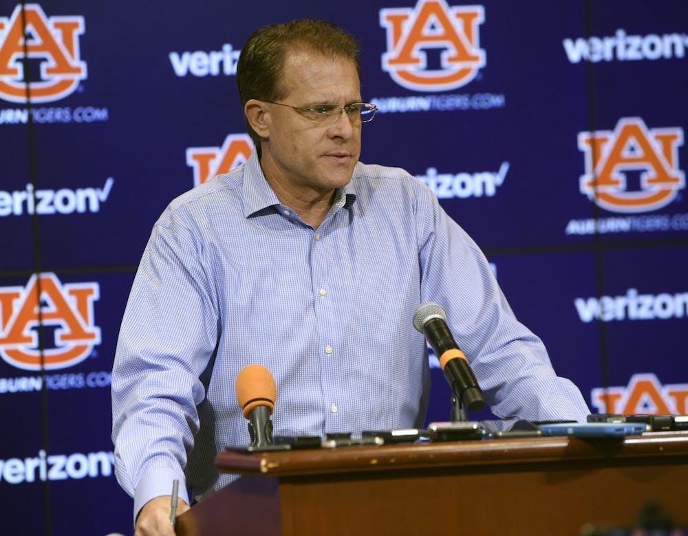 Auburn not pointing fingers as season's home stretch approaches