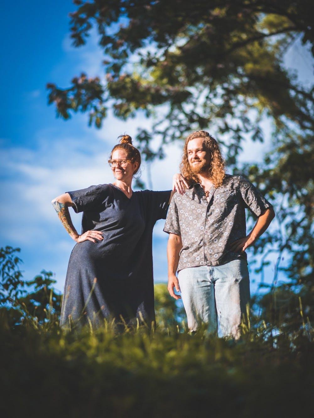 Webster's Wheel, indie-folk duo, hosts performances across Auburn