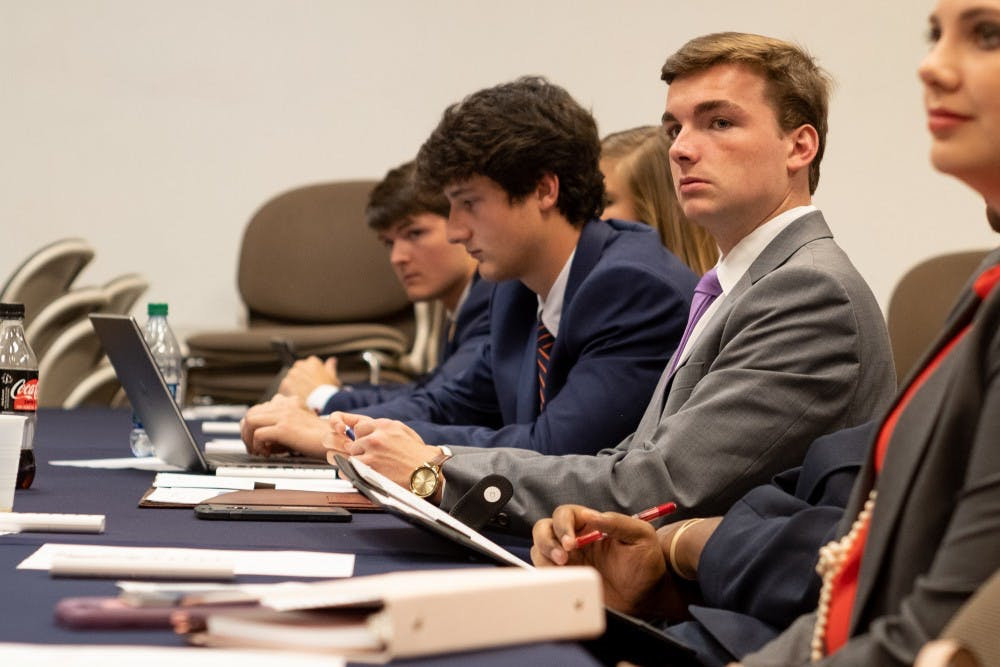 SGA proposes changes to Elections Board