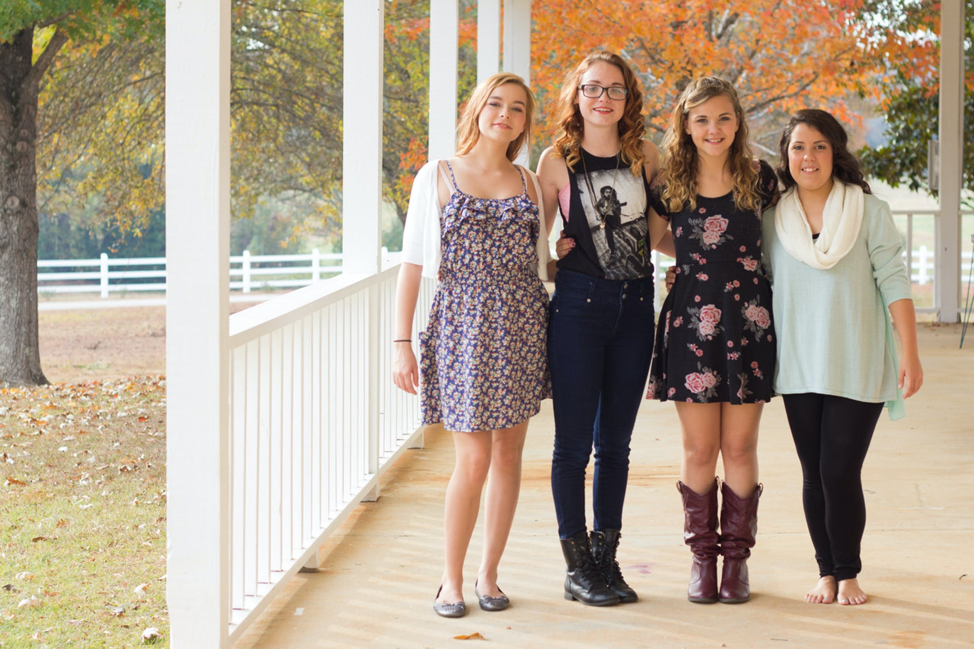 Camp Hill farm serves as home for mistreated young women